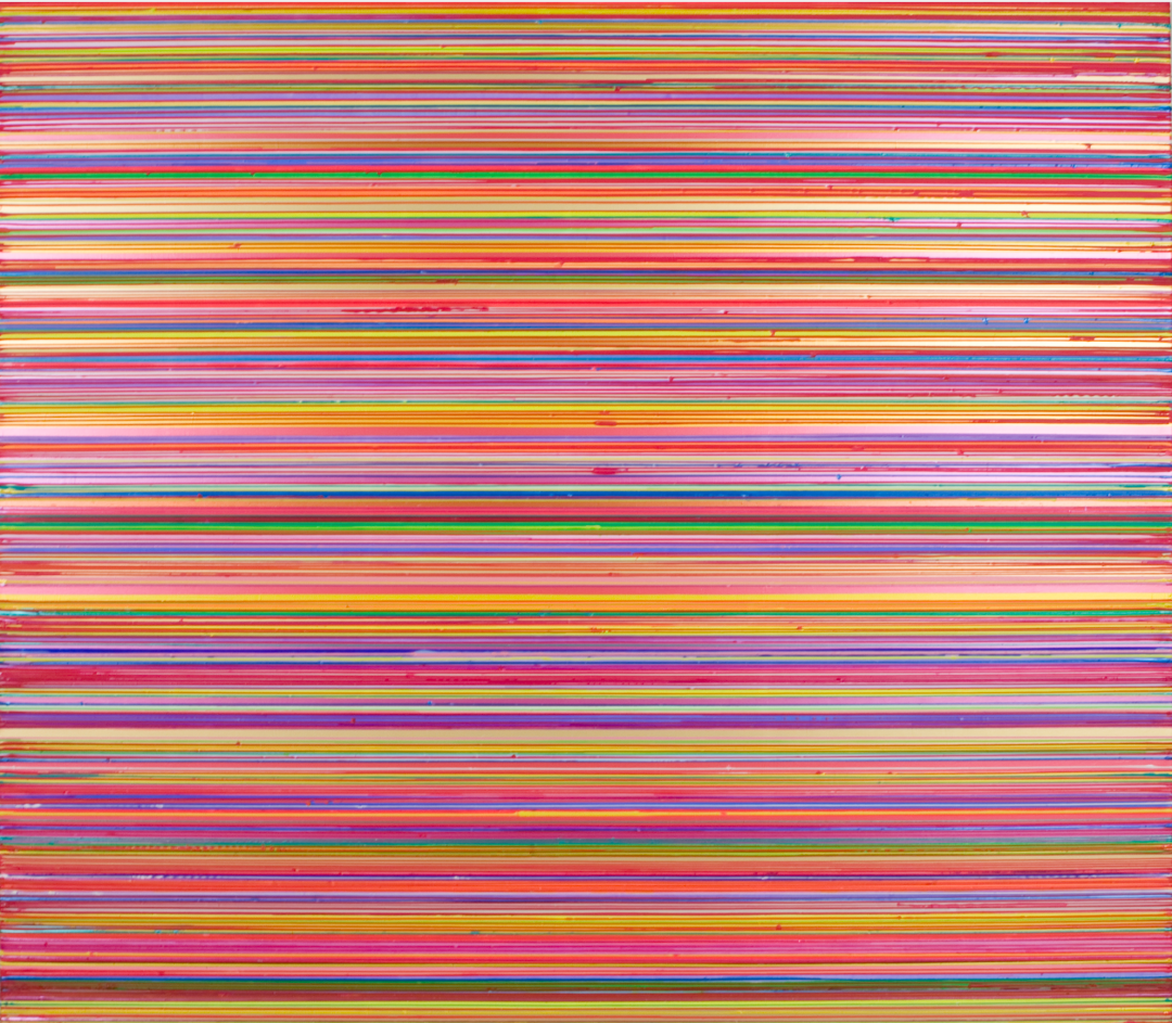Interference Blue Purple Red Gold 2012