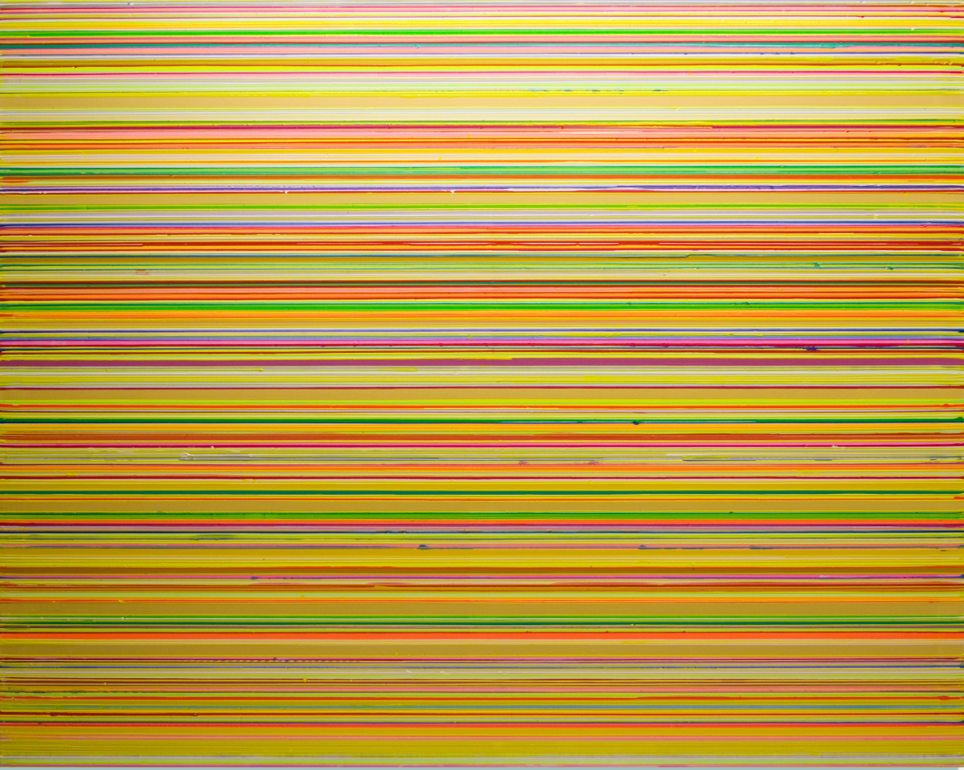 Interference Gold Yellow Orange 2013