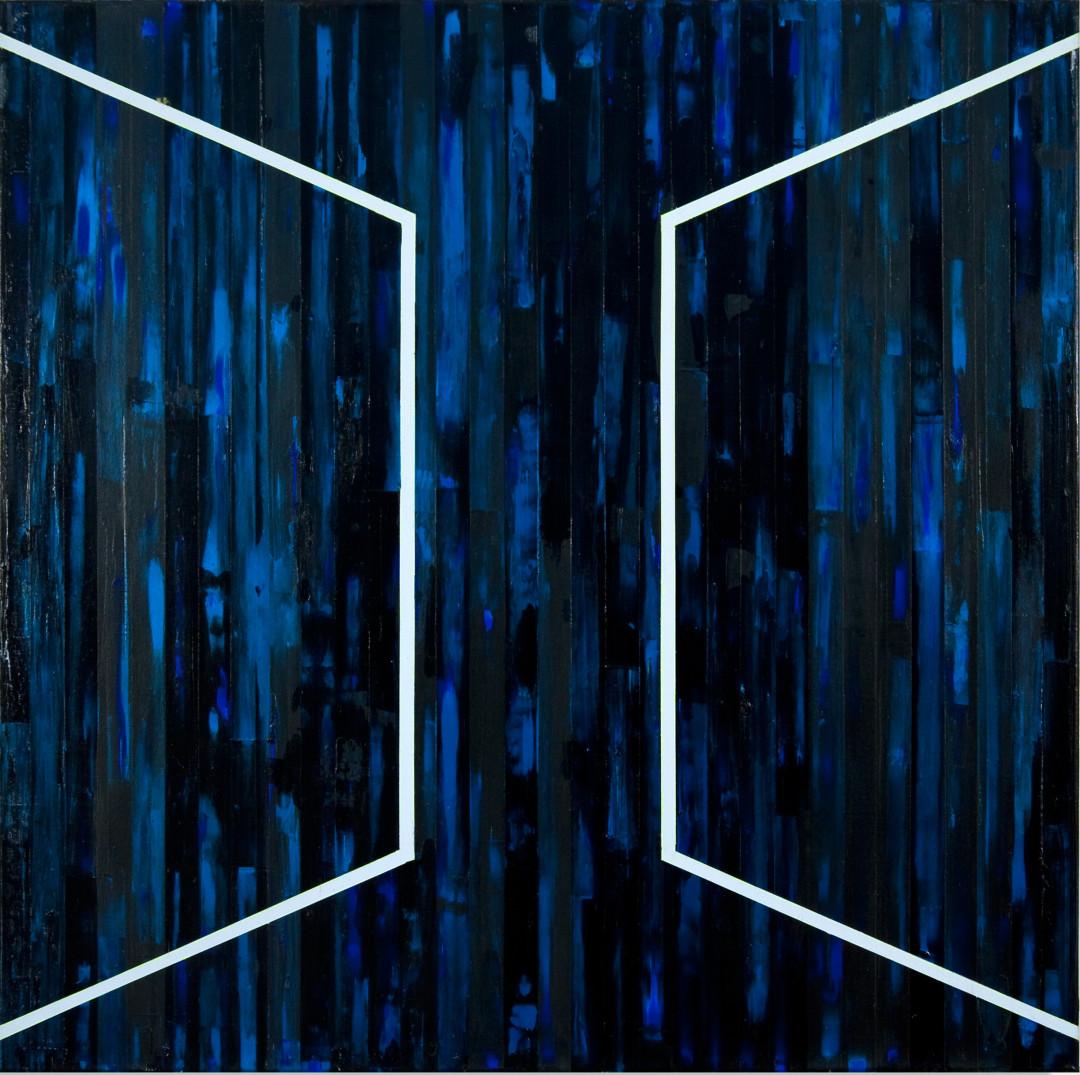Passage Black Blue 2012