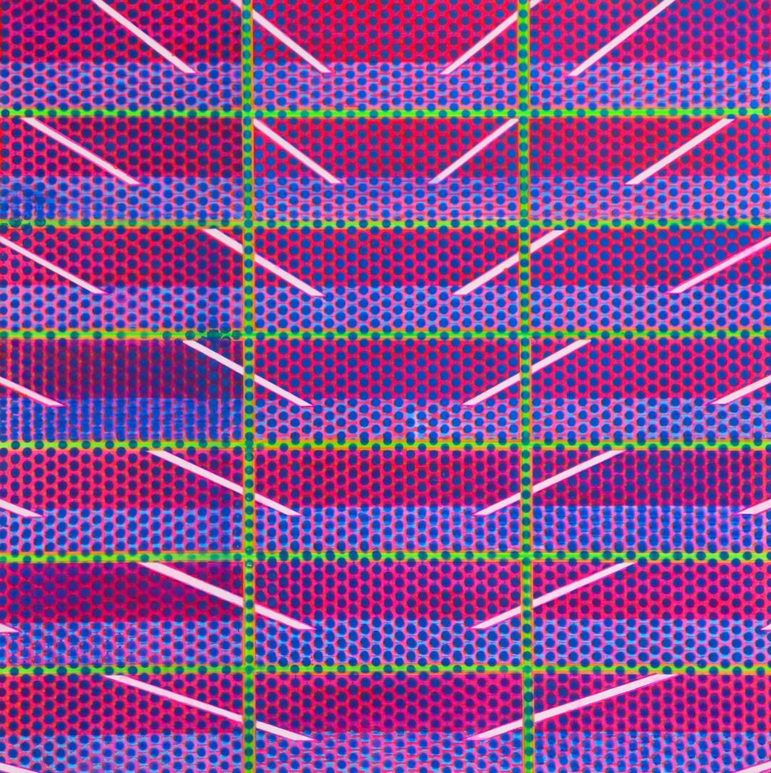 Prism Purple Magenta Green 2014