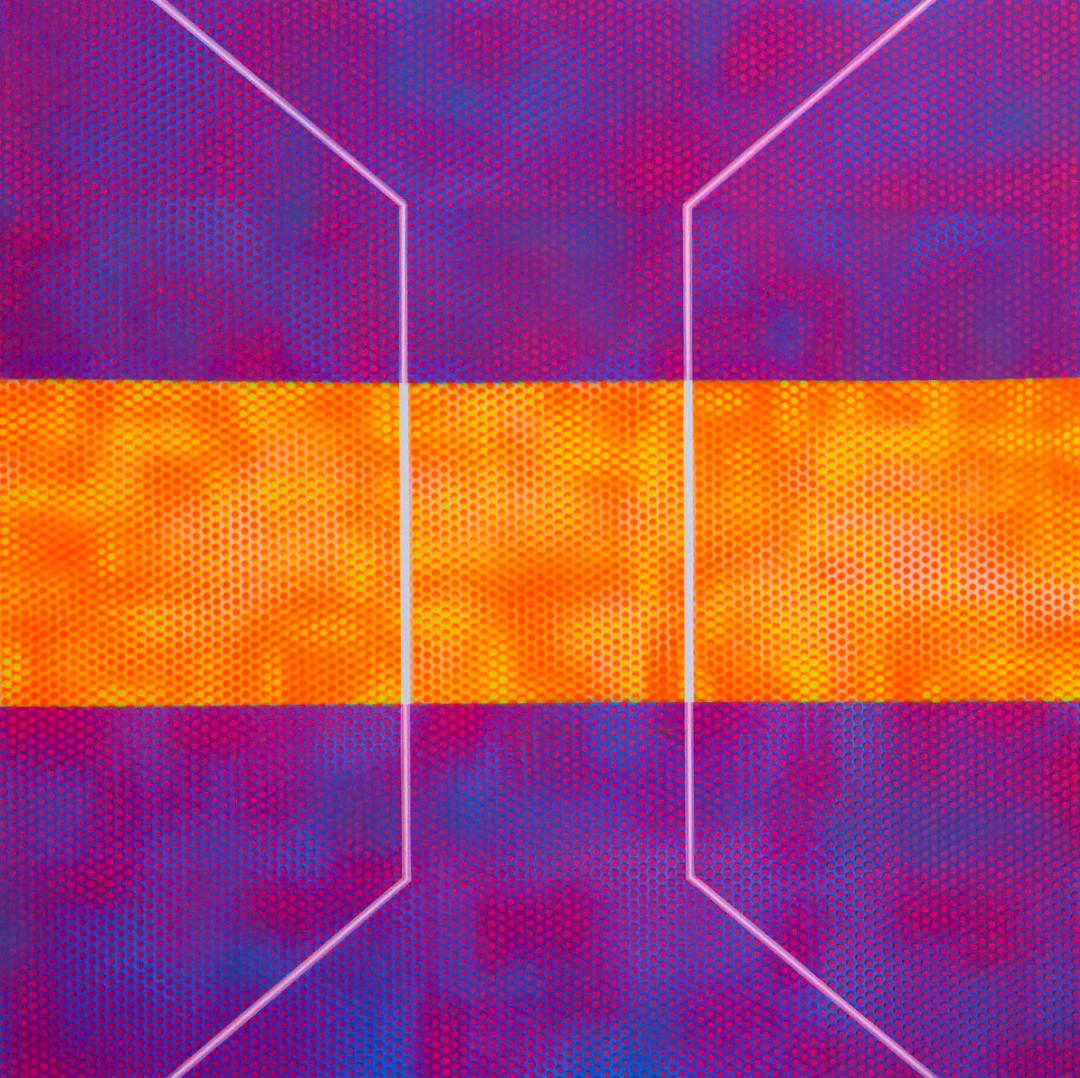 Prism Violet Pink Orange 2014