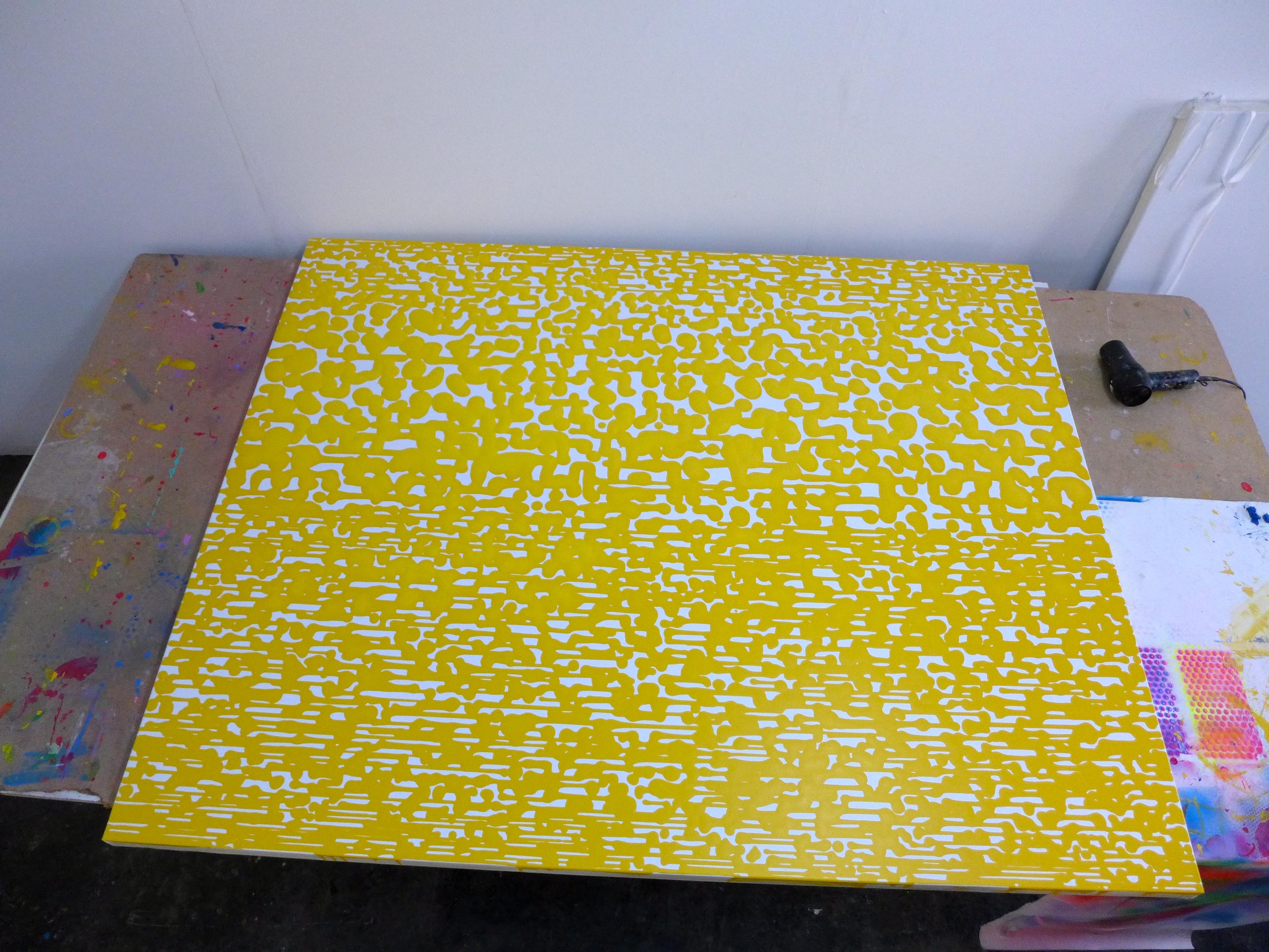 Template Cadmium Naples Yellow 2013